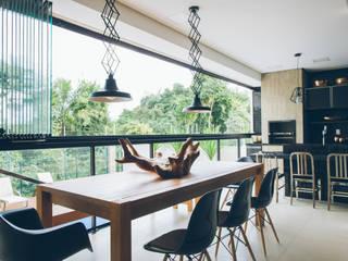 Neoarch Balconies, verandas & terraces Furniture