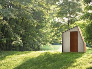 COTTAGE N°1 : Giardino in stile in stile Moderno di Filippo Pisan
