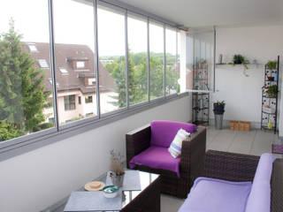 Immobilienfotografie :  Wintergarten von Hoffmann Immobilienpräsentation Home Staging & Redesign UG (hfb.)