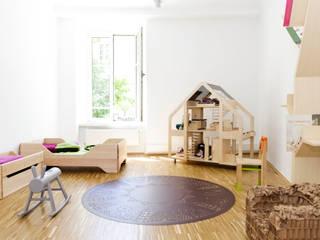 Kalon Studios Modern Furniture Cuartos infantiles de estilo moderno de Bebemoda Moderno