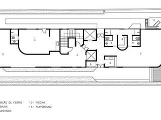 Conselheiro Brotero | edifício por ARQdonini Arquitetos Associados