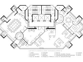 New Zealand Consulate por ARQdonini Arquitetos Associados