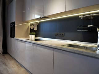 Elena Arsentyeva Modern style kitchen