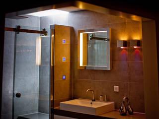 Wirkung: Das INDUSTRIEBAD von SYSTEMBAD Industriale Badezimmer von SYSTEMBAD Industrial