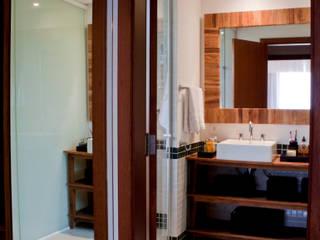 Renata Romeiro Interiores 浴室