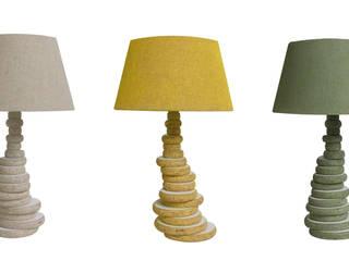 Vaals ( Tafellamp ):   door atelier delfts hout