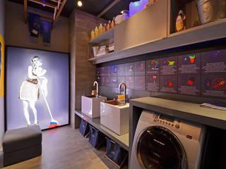 Salle de bains de style  par ARQUITETURA - Camila Fleck,