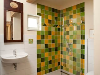 WOF-Planungsgemeinschaft Country style bathroom