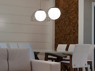 Modern dining room by Guido Iluminação e Design Modern