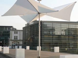 Großschirme Rollomeister Balkon, Veranda & TerrasseAccessoires und Dekoration