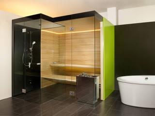 Insieme Due:  Badezimmer von Küng Sauna& Spa AG