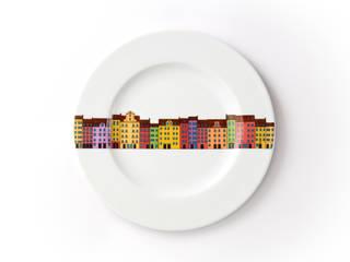 Kolekcja Miasto marki Zulana: styl , w kategorii  zaprojektowany przez Zulana
