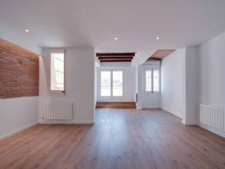 Salas / recibidores de estilo  por ELIX, Minimalista
