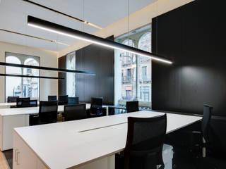 Oficinas de estilo  por ELIX, Minimalista