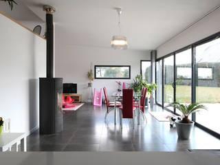 Maison B à Séné (56) par Atelier Florent Paris