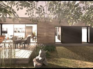 Construction d'une maison à Concarneau (29) par Atelier Florent Paris