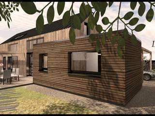 Construction d'une maison à Sarzeau (56) par Atelier Florent Paris