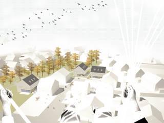 Case moderne di bob-architektur Moderno