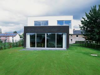 Casas modernas de Frédéric Haesevoets Architecture Moderno