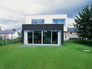 Case moderne di Frédéric Haesevoets Architecture Moderno