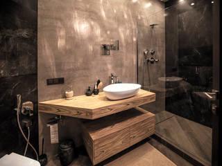 Александр Михайлик Industrial style bathroom