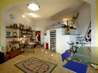Salon moderne par Simone Grazzini Moderne