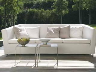 Sofá modelo GLASSE, diseñado por Margot Viarnés:  de estilo  de Grupo Temas V