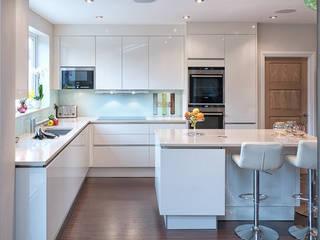 Urban Style Kitchen in Magnolia Cocinas modernas: Ideas, imágenes y decoración de Urban Myth Moderno