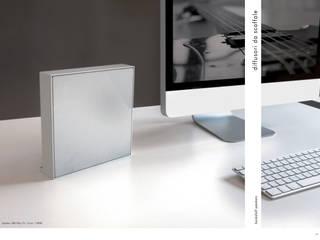 media & home :: hoffmann Ruang Studi/Kantor Modern