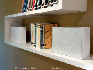 media & home :: hoffmann Ruang Keluarga Modern