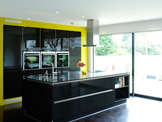 A modern kitchen in rural location Cucina moderna di Urban Myth Moderno
