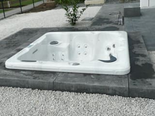 Modell KAPSTADT inbuilt: modernes Spa von Laguna Handelsges mbH