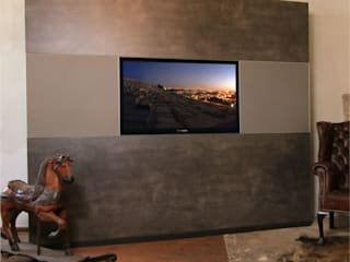 media & home :: hoffmann Living roomTV stands & cabinets