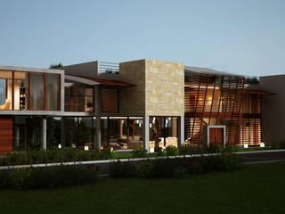 Girne Konut Projesi Modern Evler Latis Mimarlık ve İnşaat Modern