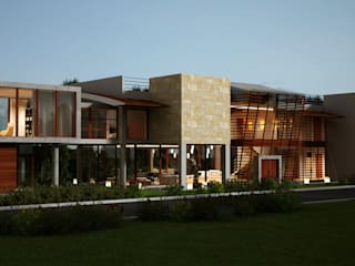 Cyprus House Latis Mimarlık ve İnşaat Modern Evler