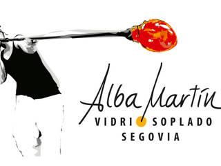 de Alba Martín Vidrio Soplado