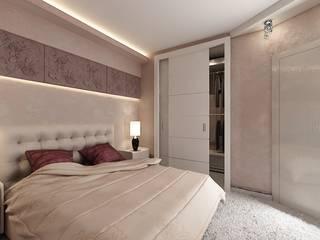 Проект в г.Балашиха МО: Спальни в . Автор – Ольга Зелинская