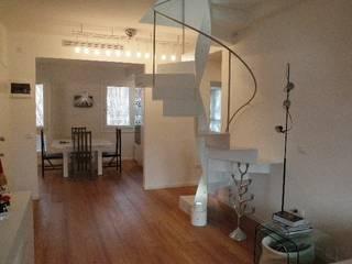 Living room by Studio di architettura Baldin & Partners, Modern