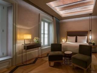10 KARAKÖY ISTANBUL-MORGANS HOTEL GROUP Modern Oteller ŞERİFOĞLU PARKE Modern