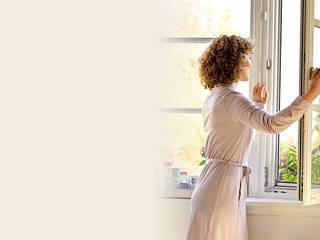Smart Home - Sicherheit - Energie: moderne Arbeitszimmer von Telekom Deutschland GmbH