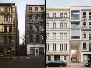 Choriner Straße 20/21:   von HAB - Hoyer Architekten Berlin