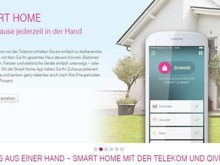 Übersicht: moderne Badezimmer von Telekom Deutschland GmbH