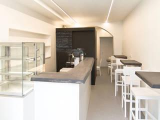 Café Arames:  Gastronomie von Andreas Beier Architektenteam