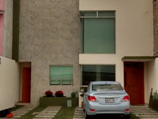 CASA Habitación FGI Casas modernas de Estudio 289 Moderno