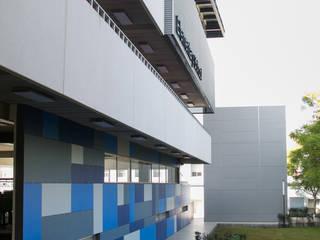 Modern study/office by VG+VM Arquitectos Modern
