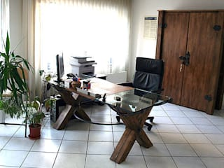 de Tischlerei RMD Rustikales Möbeldesign Rústico