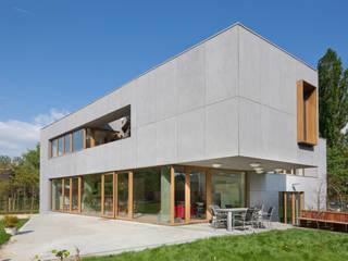 passiefwoning te Blanden:  Huizen door hasa architecten bvba