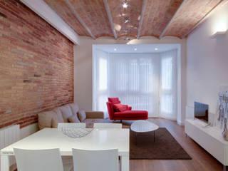Promoción ELIX Sardenya, 354 - Barcelona: Salones de estilo minimalista de ELIX
