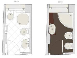 IERI E OGGI :  in stile  di Studio Architettura Vitale