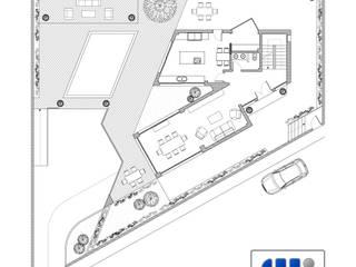 Casas modernas de Alejandro Ramos Alvelo / arquitecto Moderno